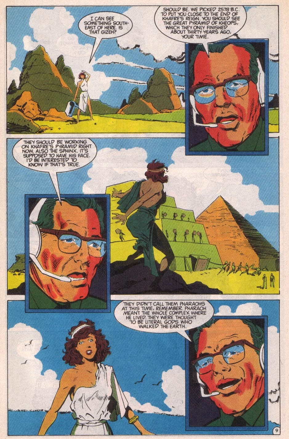 Time Masters issue 6 - Page 11