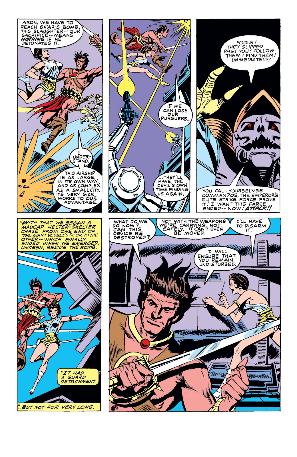 Read online Star Wars Legends: The Original Marvel Years - Epic Collection comic -  Issue # TPB 3 (Part 4) - 44