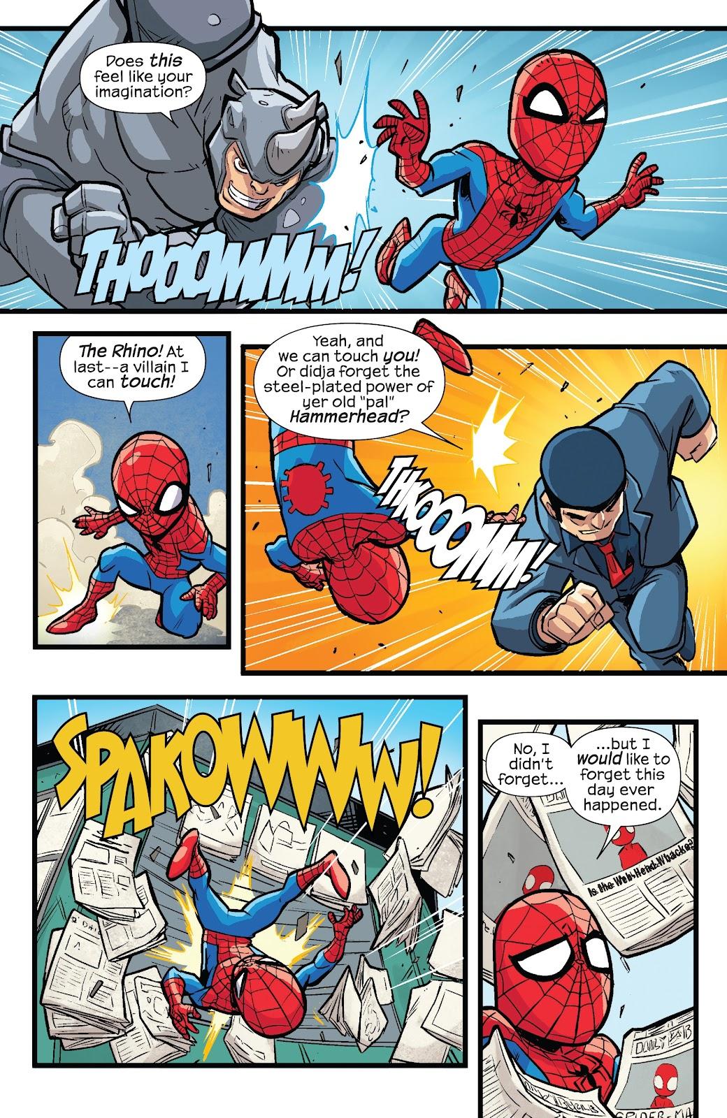 Read online Marvel Super Hero Adventures: Spider-Man – Web Designers comic -  Issue # Full - 8