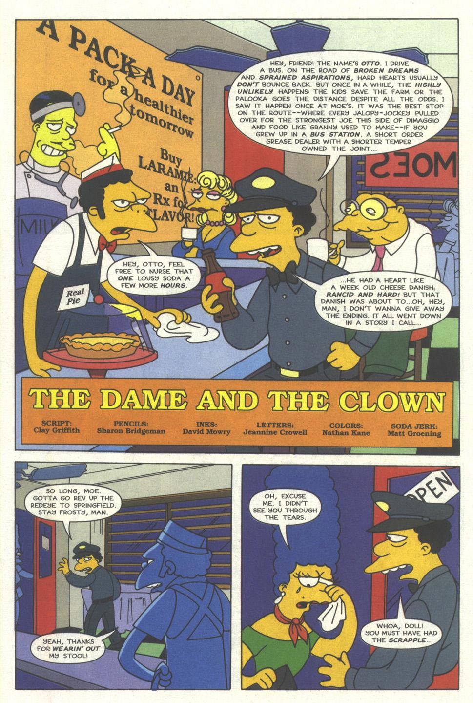 Read online Simpsons Comics comic -  Issue #17 - 24