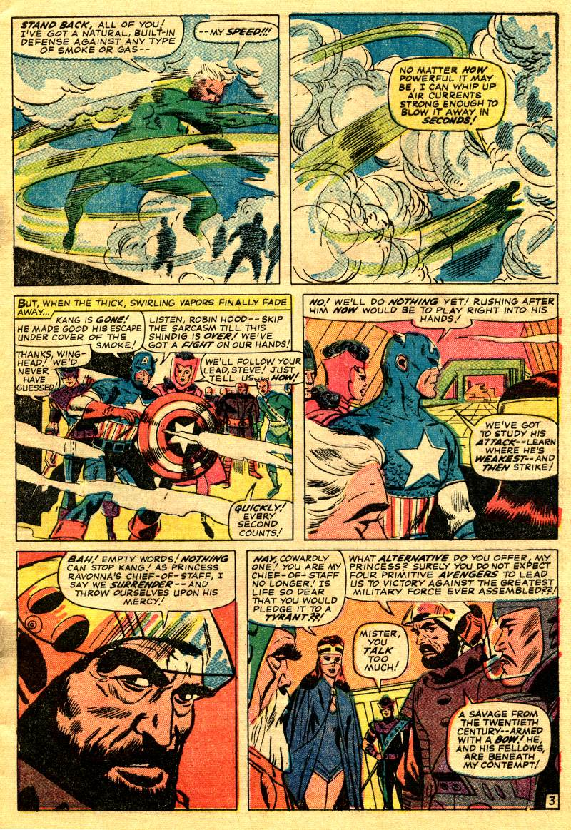 The Avengers (1963) 24 Page 3