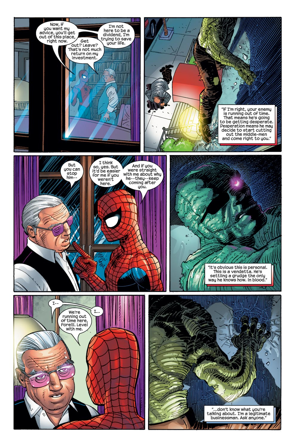 The Amazing Spider-Man (1999) 54 Page 8