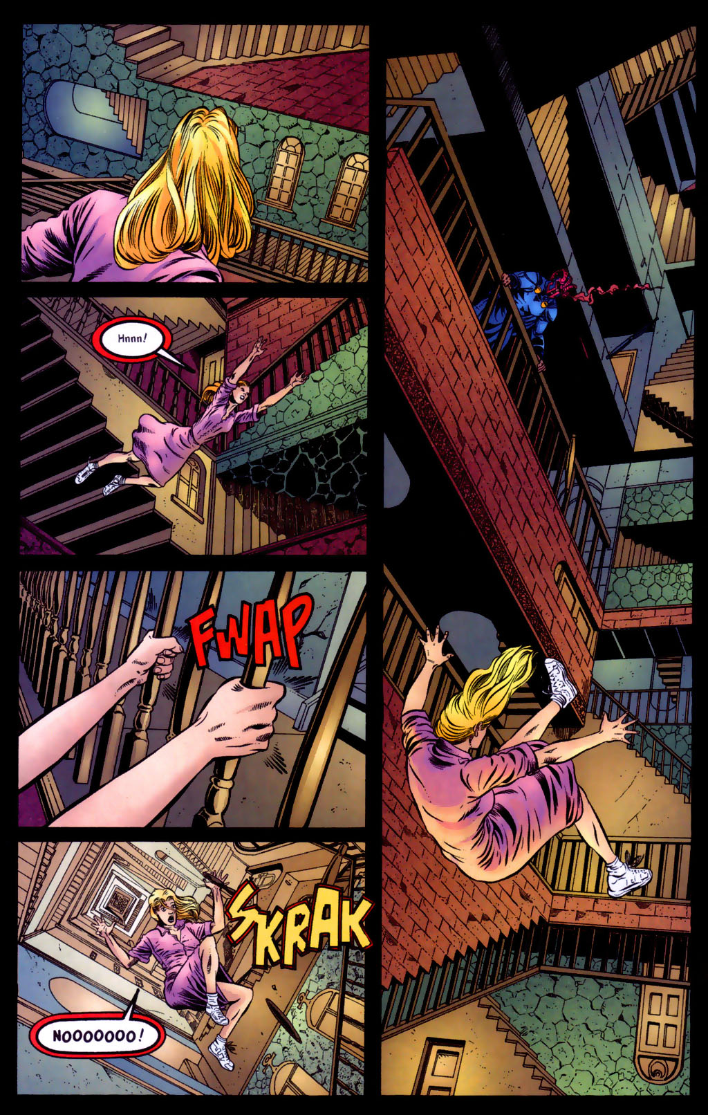 Read online Doctor Fate (2003) comic -  Issue #5 - 8