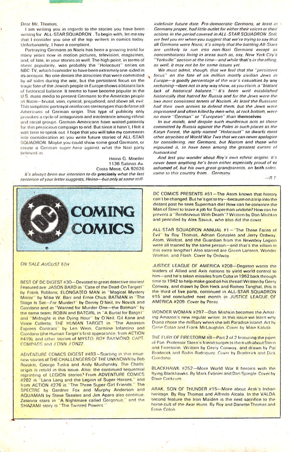 Read online All-Star Squadron comic -  Issue #14 - 33