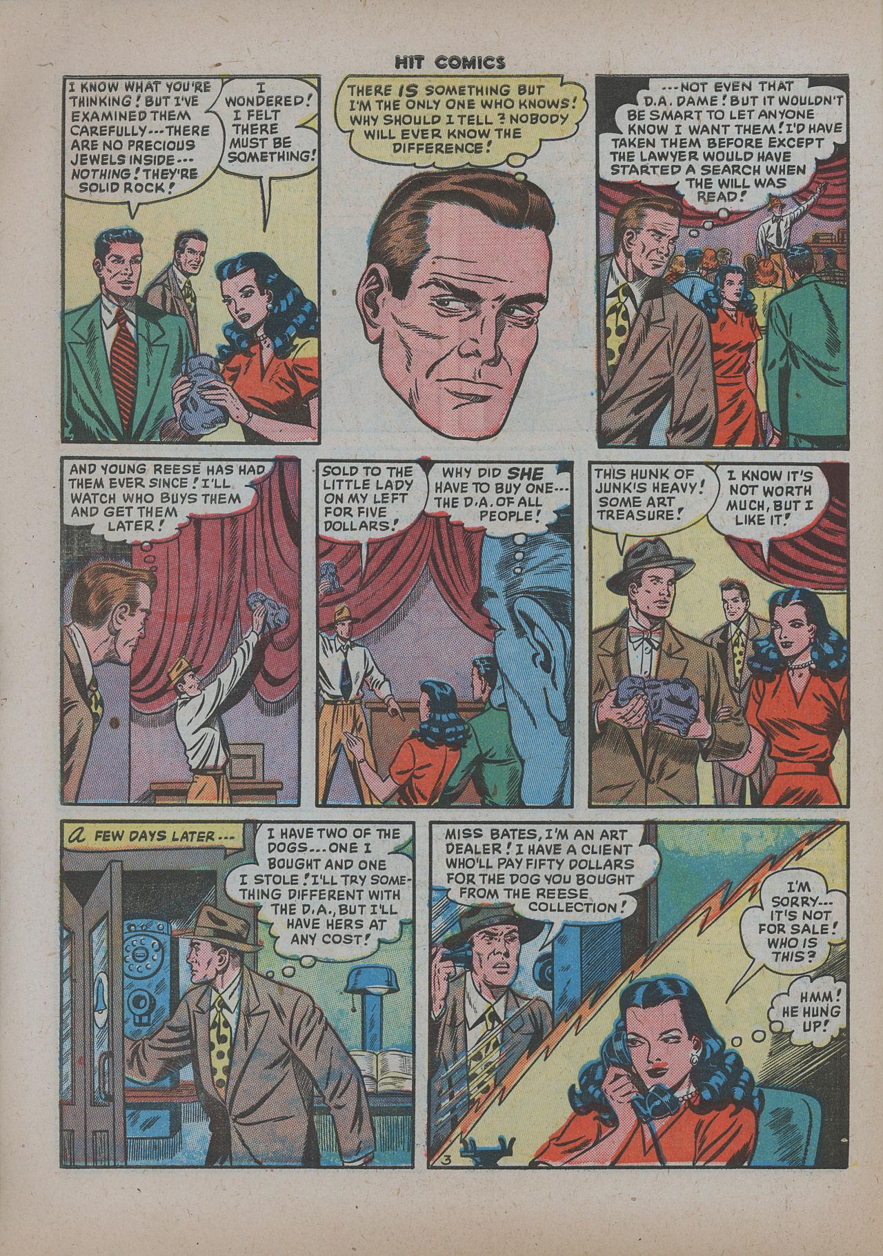 Read online Hit Comics comic -  Issue #62 - 31