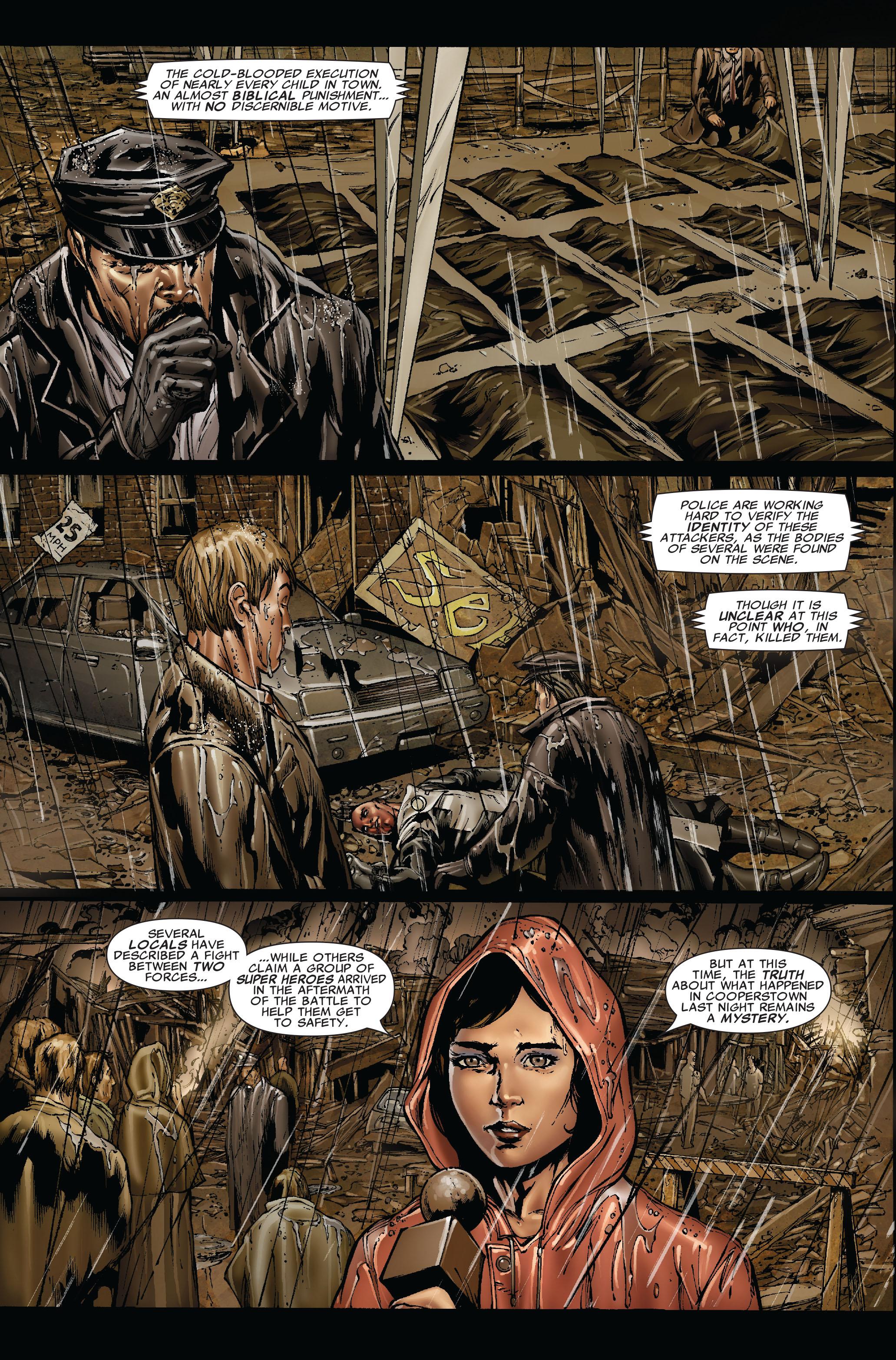 Read online Uncanny X-Men (1963) comic -  Issue #492 - 4