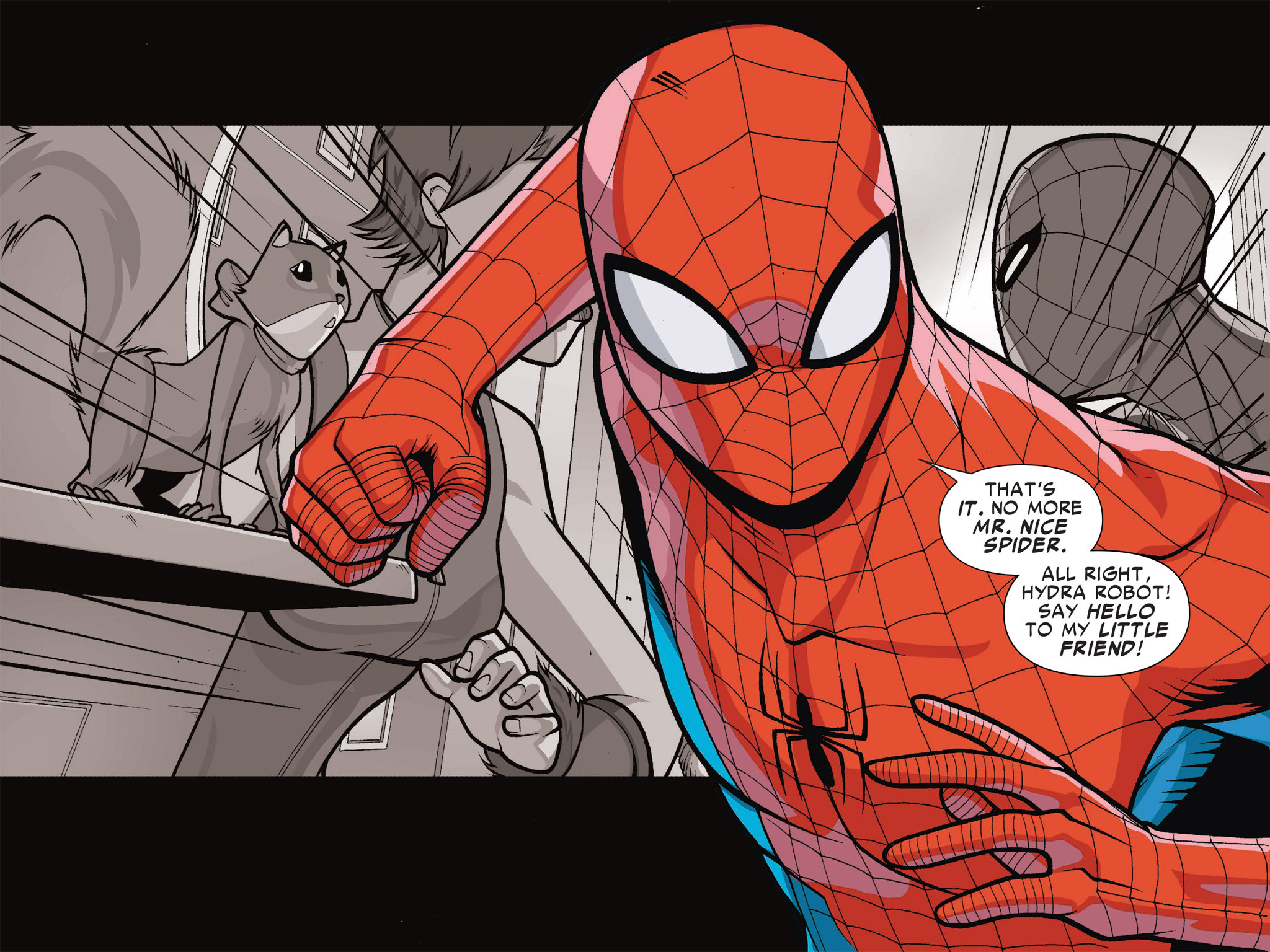 Read online Ultimate Spider-Man (Infinite Comics) (2016) comic -  Issue #1 - 18