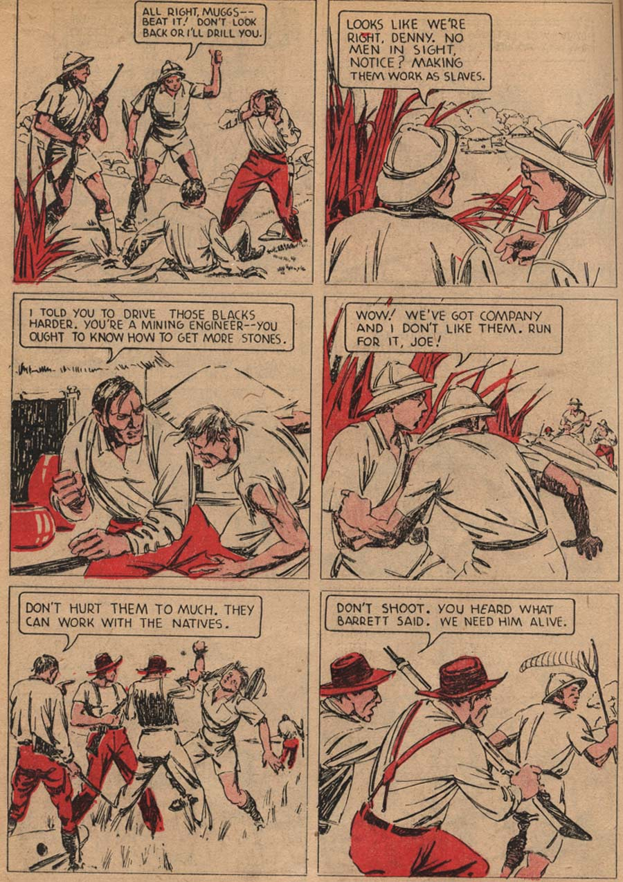 Blue Ribbon Comics (1939) issue 1 - Page 46