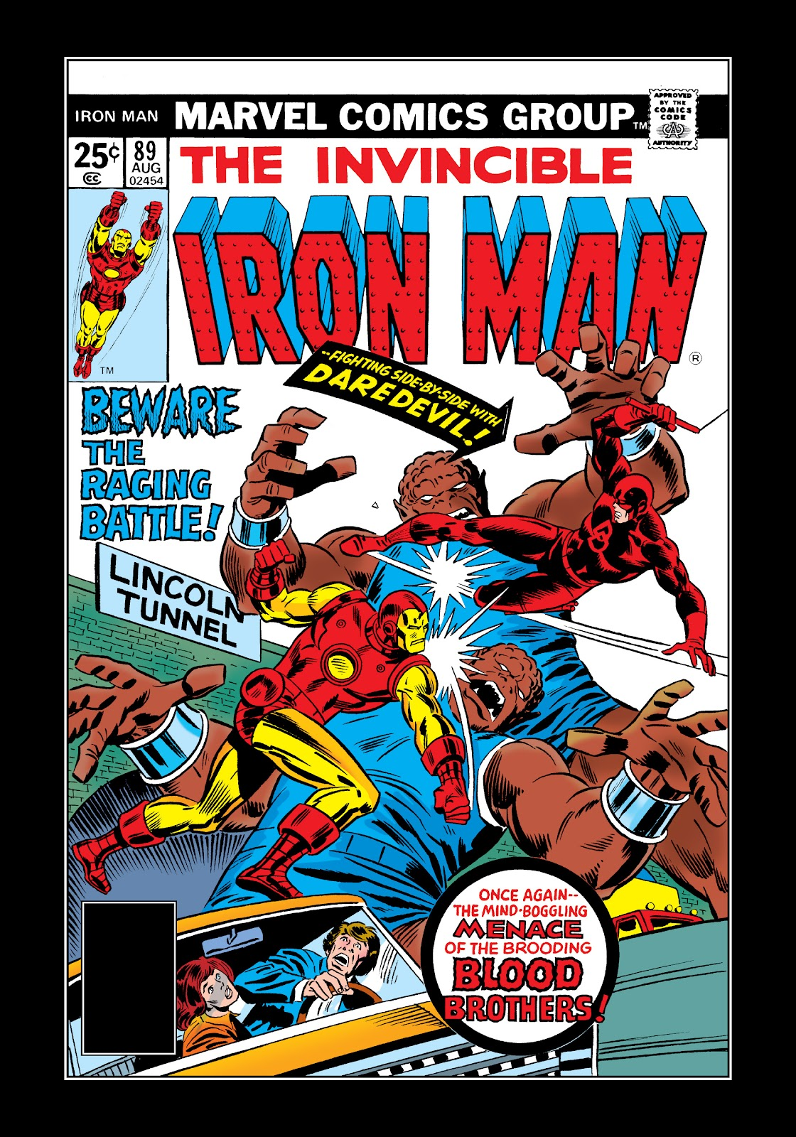 Read online Marvel Masterworks: The Invincible Iron Man comic -  Issue # TPB 11 (Part 2) - 75