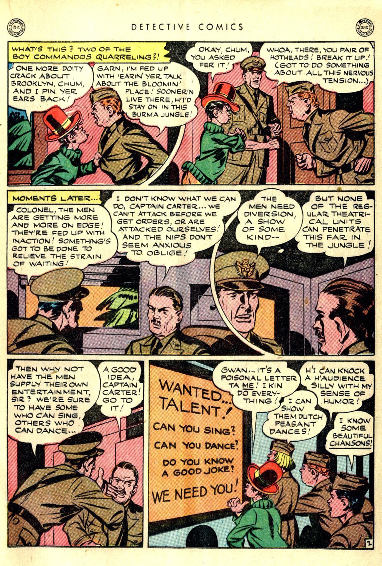 Read online Detective Comics (1937) comic -  Issue #90 - 19