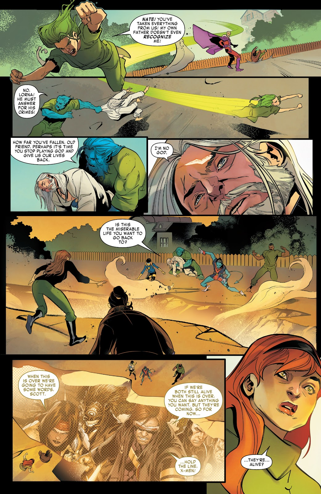 Read online Age of X-Man Omega comic -  Issue # Full - 20