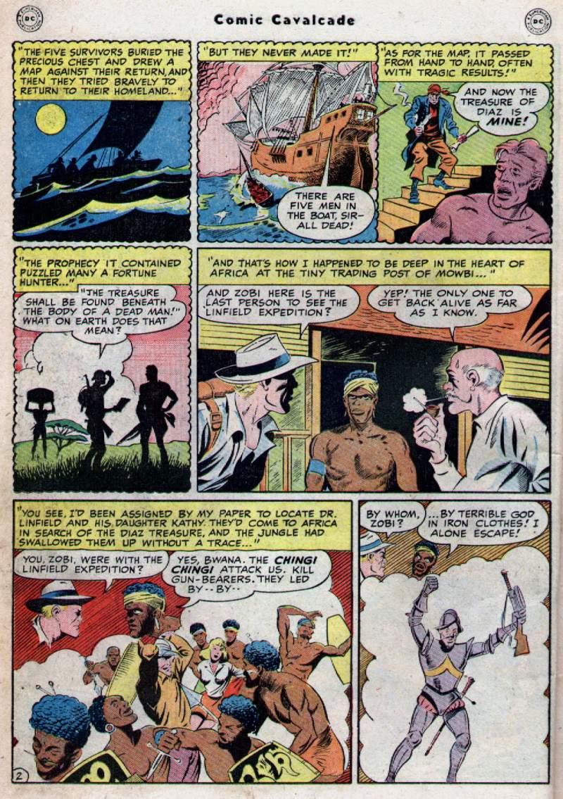 Comic Cavalcade issue 28 - Page 20