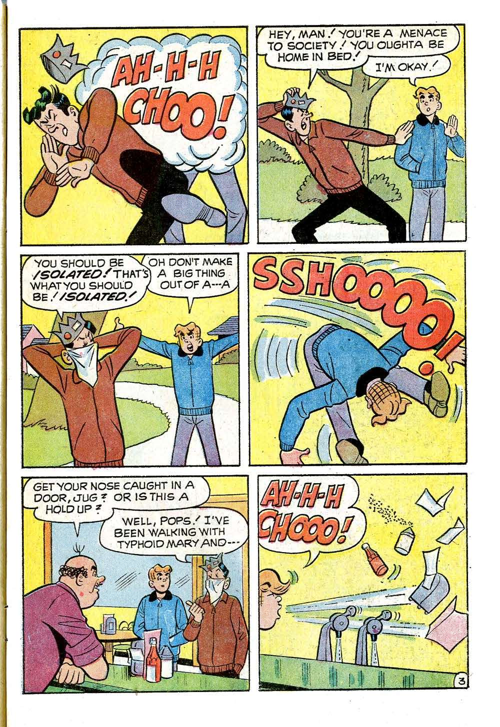 Read online Archie (1960) comic -  Issue #227 - 31