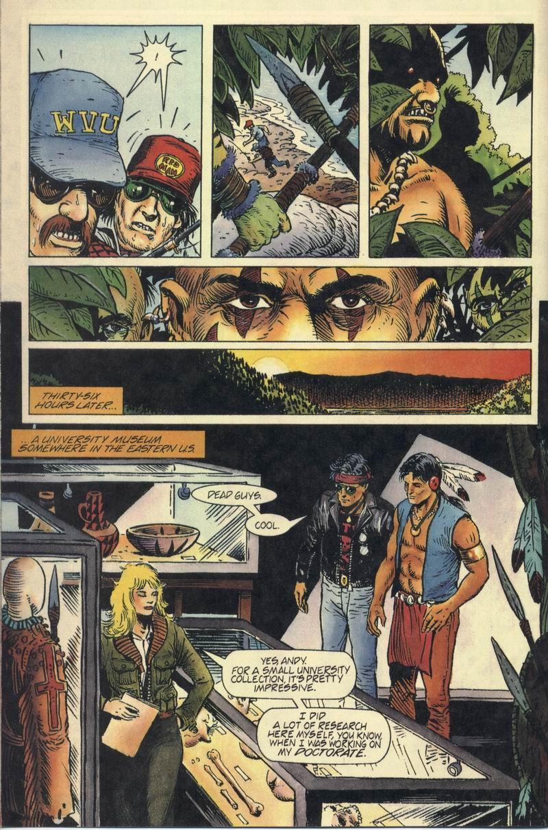 Read online Turok, Dinosaur Hunter (1993) comic -  Issue #7 - 5