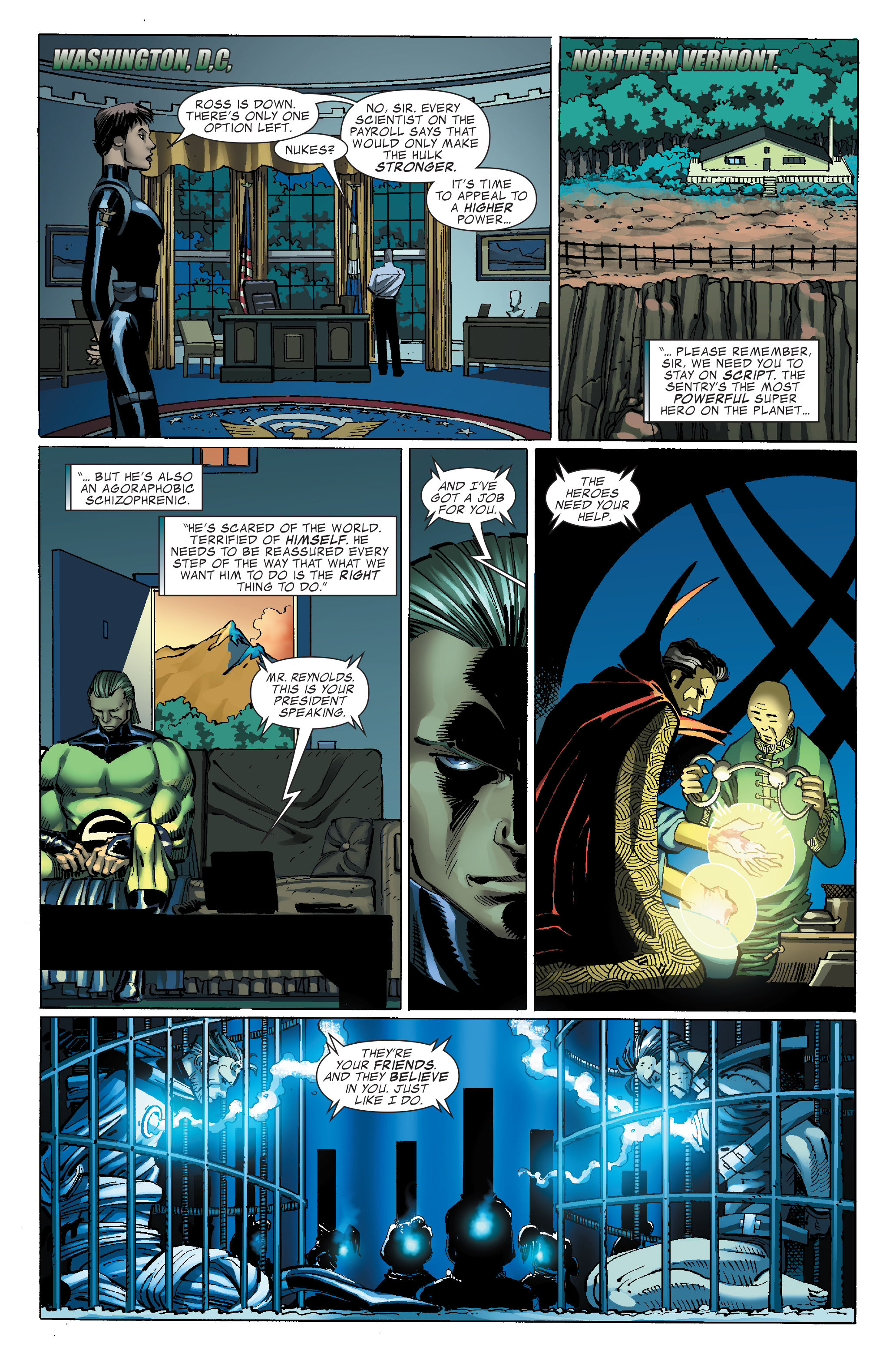 Read online World War Hulk comic -  Issue #3 - 26