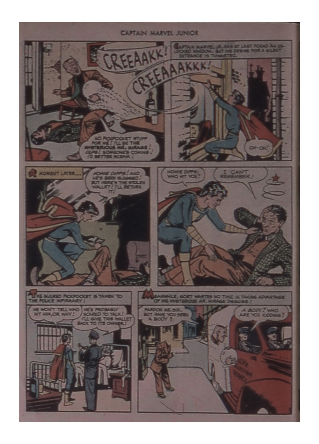 Captain Marvel, Jr. issue 81 - Page 44