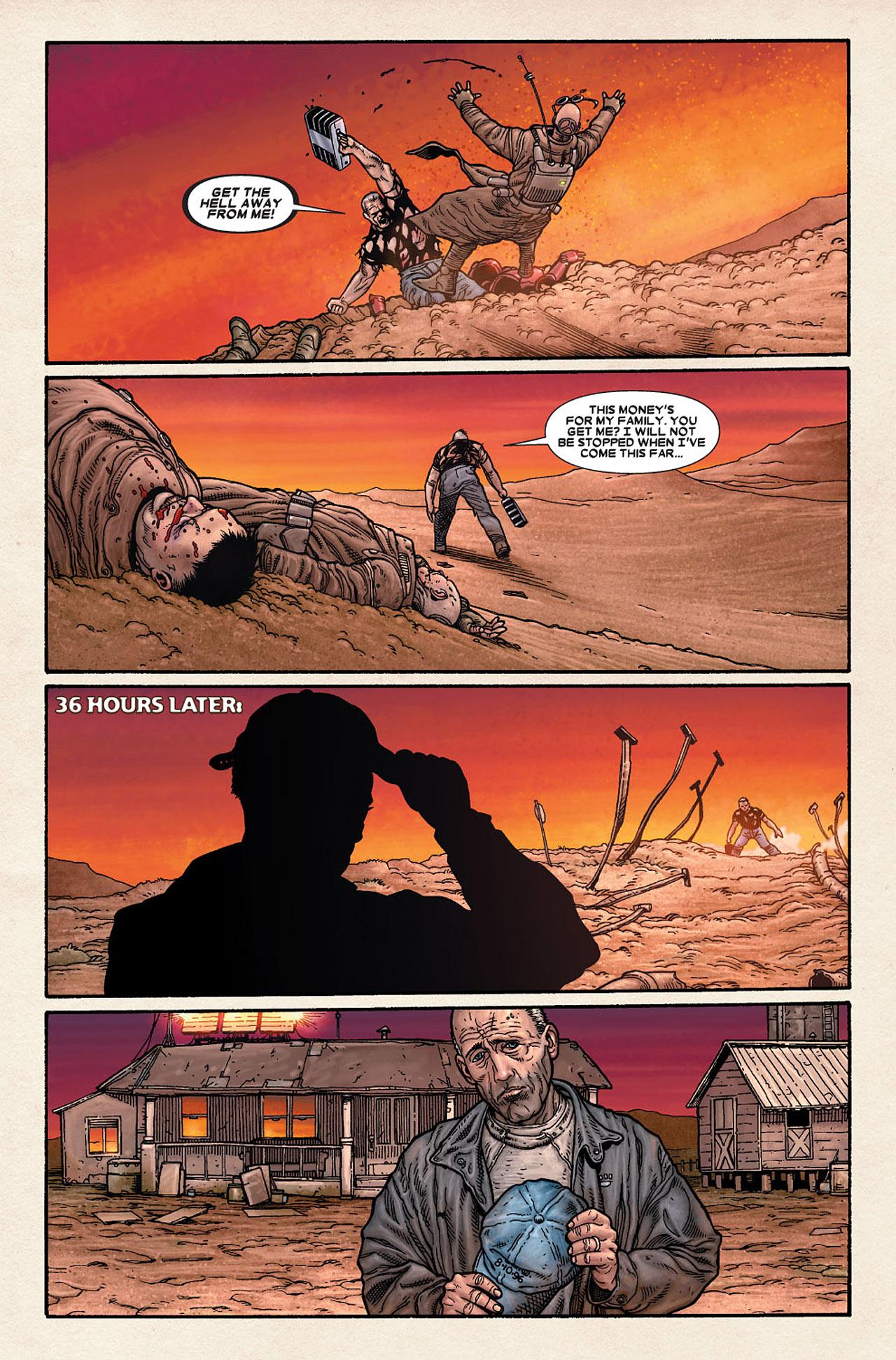 Read online Wolverine: Old Man Logan comic -  Issue # Full - 159