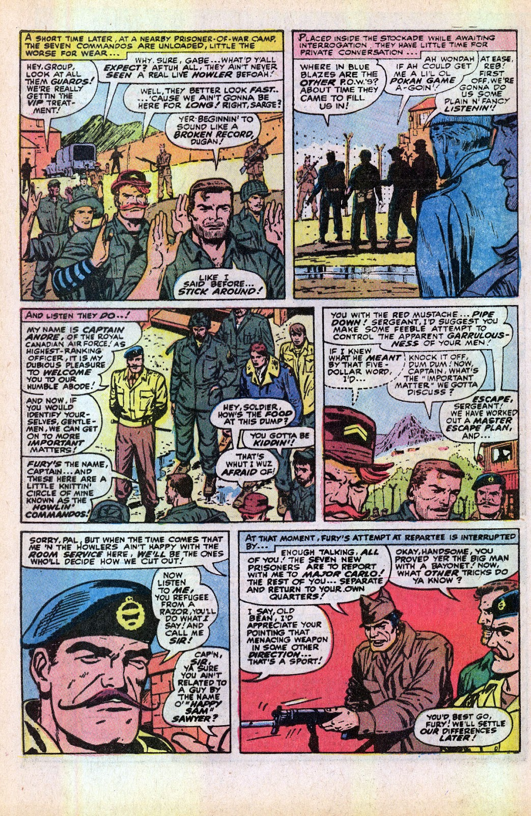 Sgt. Fury issue _Special_7 - Page 28