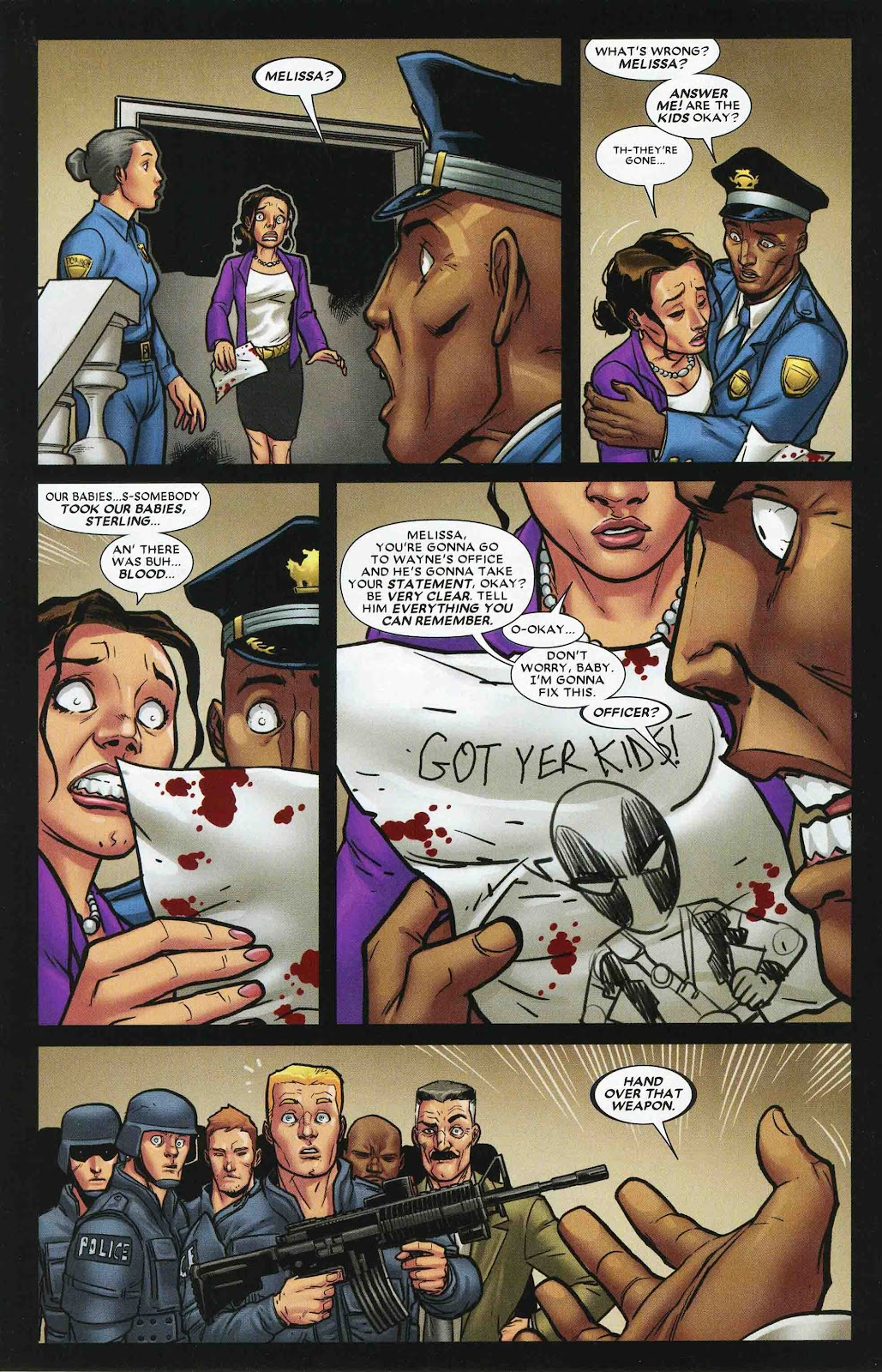 Read online Deadpool (2008) comic -  Issue #47 - 20