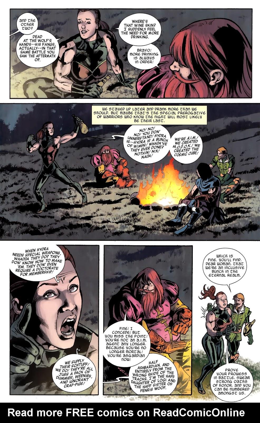 Warriors Three Issue #3 #3 - English 21
