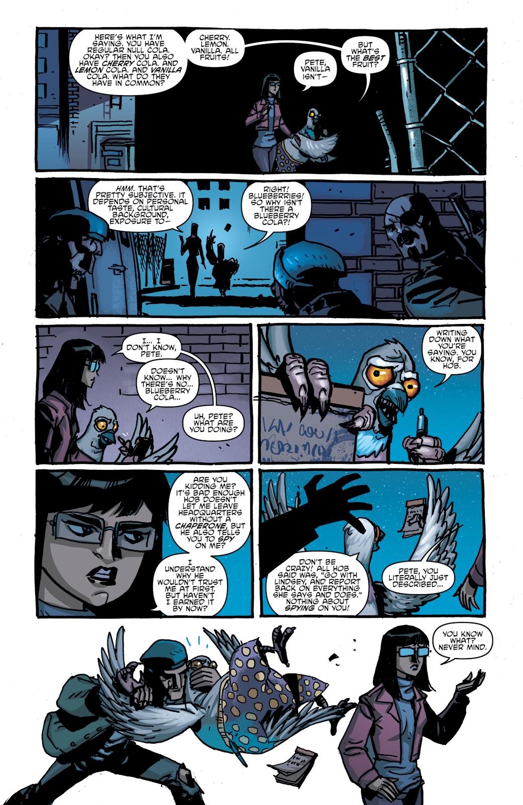 Read online Teenage Mutant Ninja Turtles (2011) comic -  Issue #103 - 27