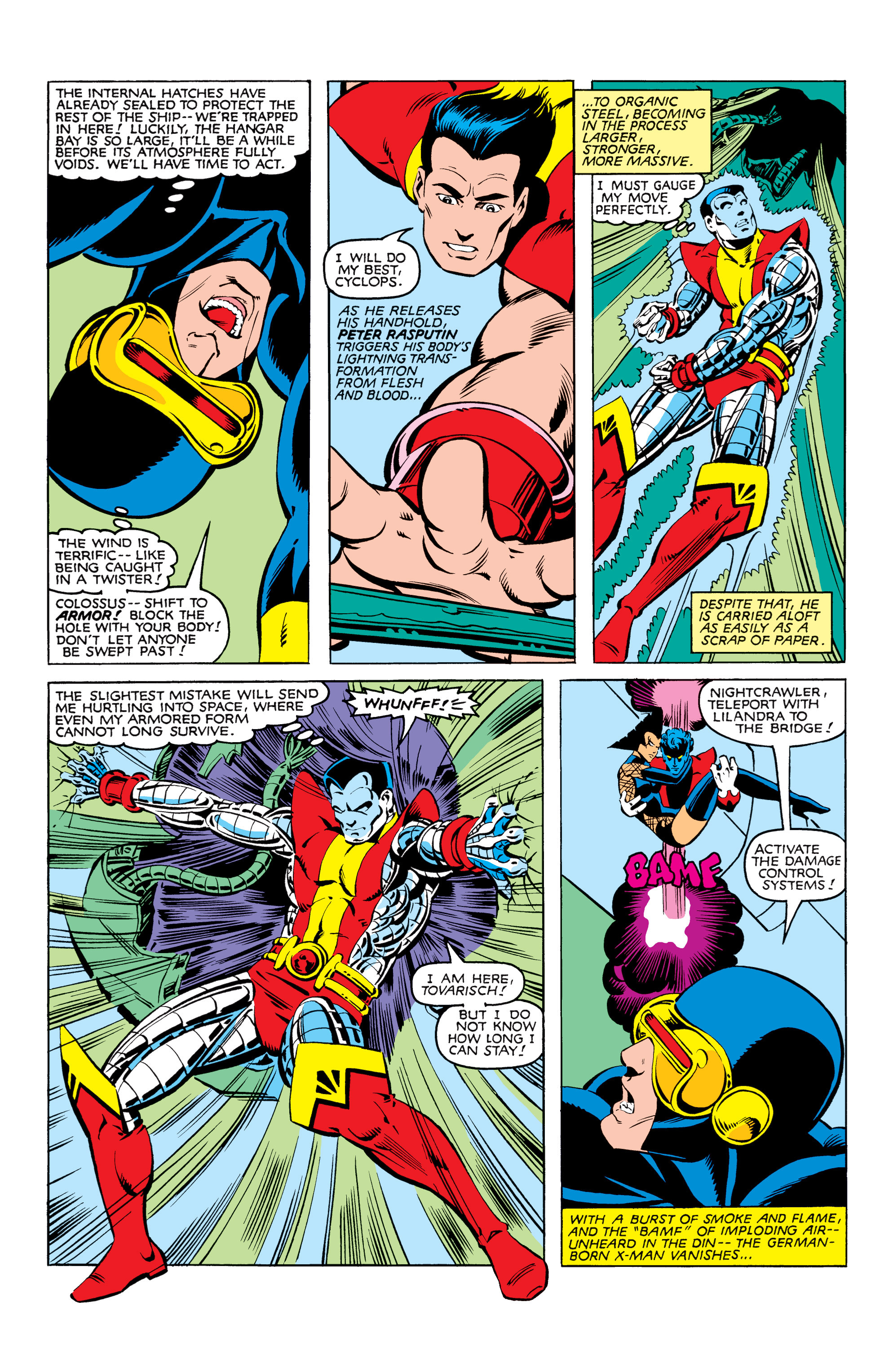 Read online Uncanny X-Men (1963) comic -  Issue #165 - 3