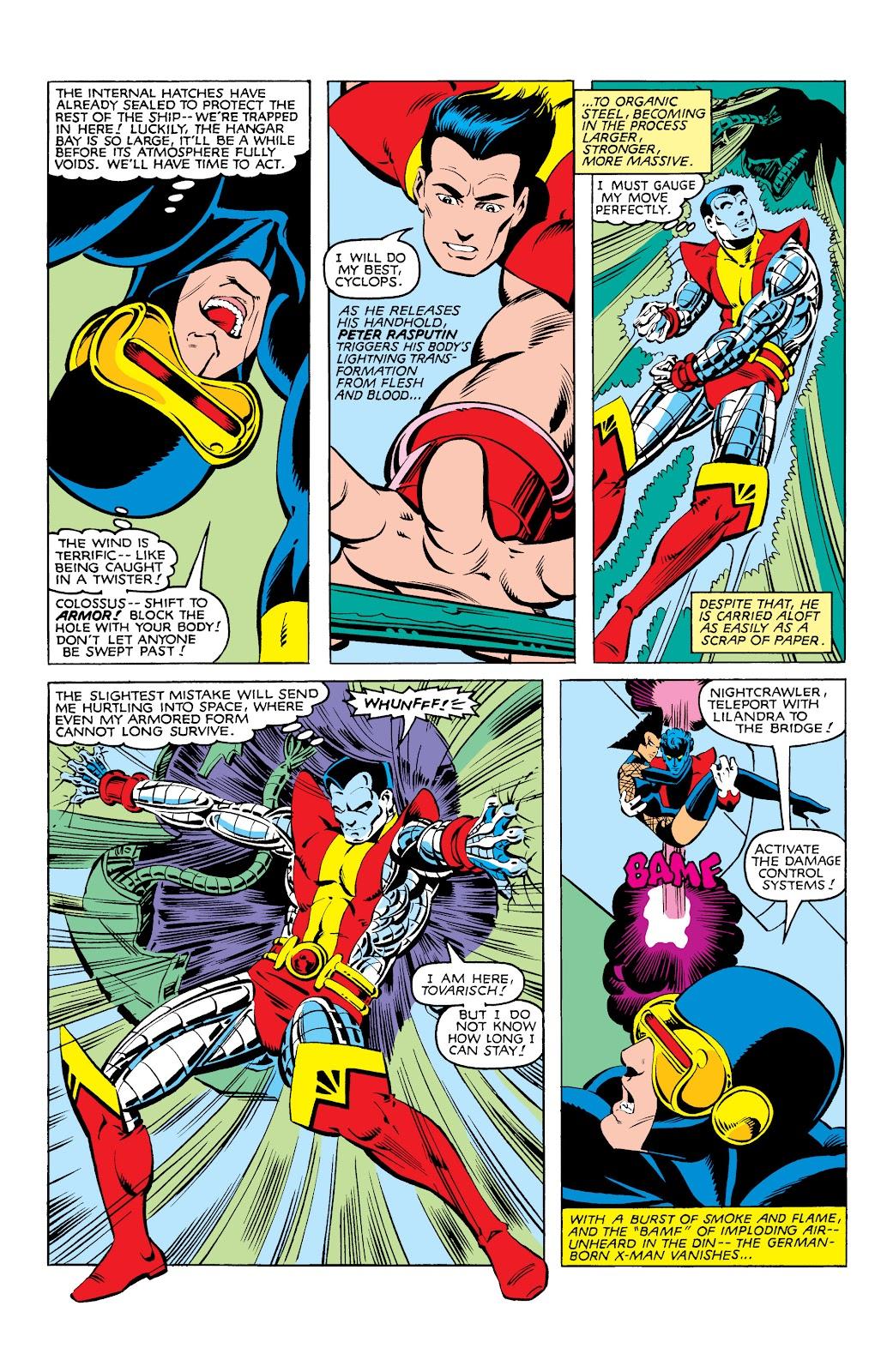 Uncanny X-Men (1963) issue 165 - Page 3