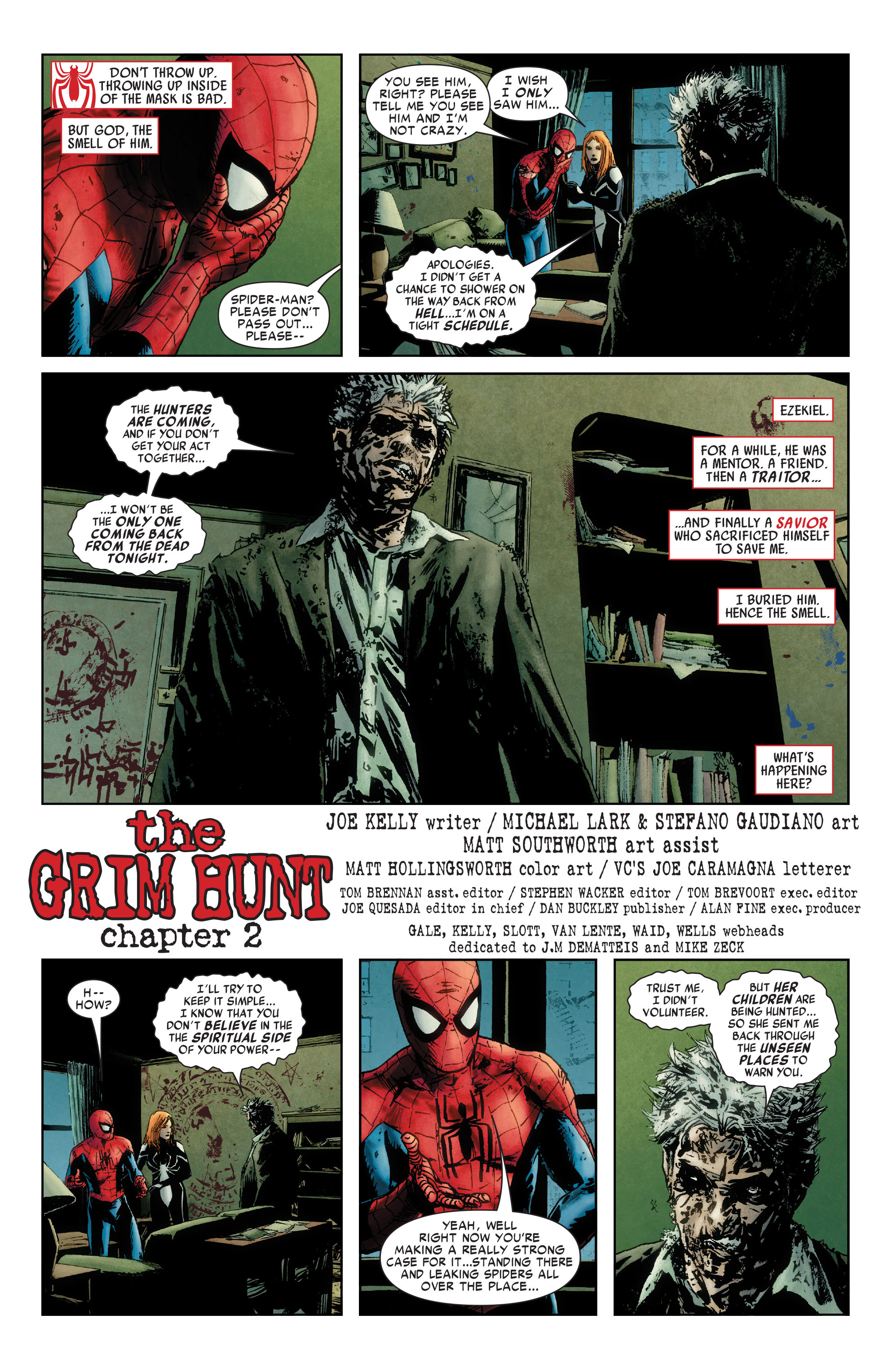 The Amazing Spider-Man (1963) 635 Page 3