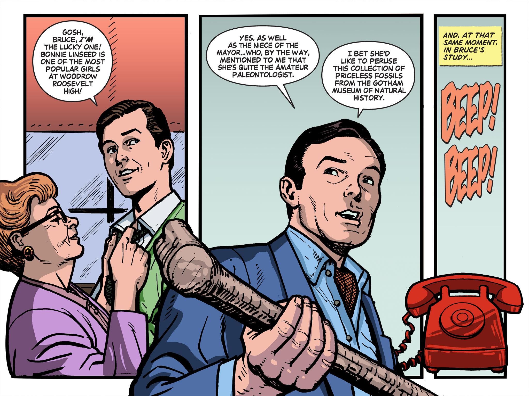 Read online Batman '66 Meets the Green Hornet [II] comic -  Issue #1 - 10