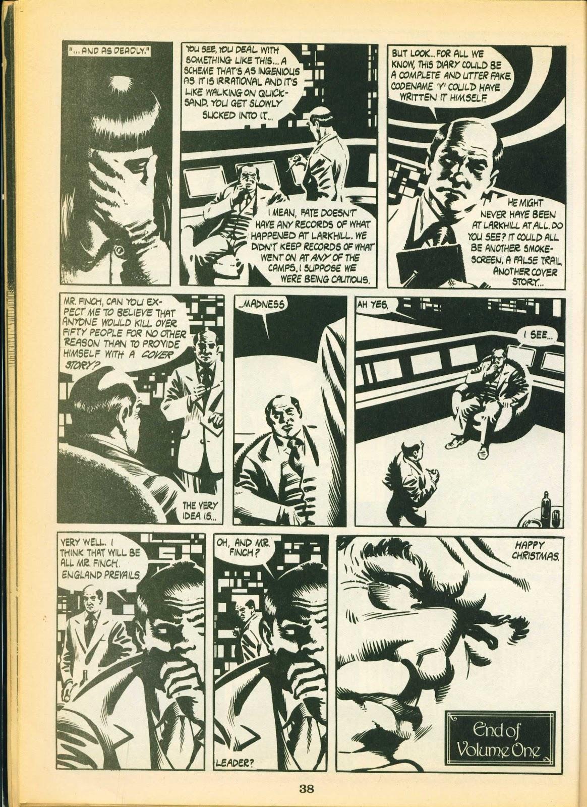 Warrior Issue #11 #12 - English 38