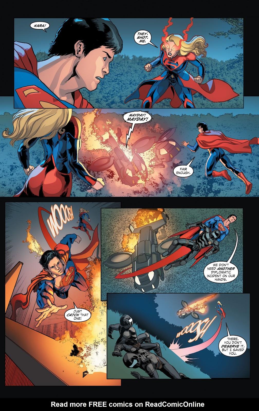 Read online Smallville Season 11 [II] comic -  Issue # TPB 4 - 64
