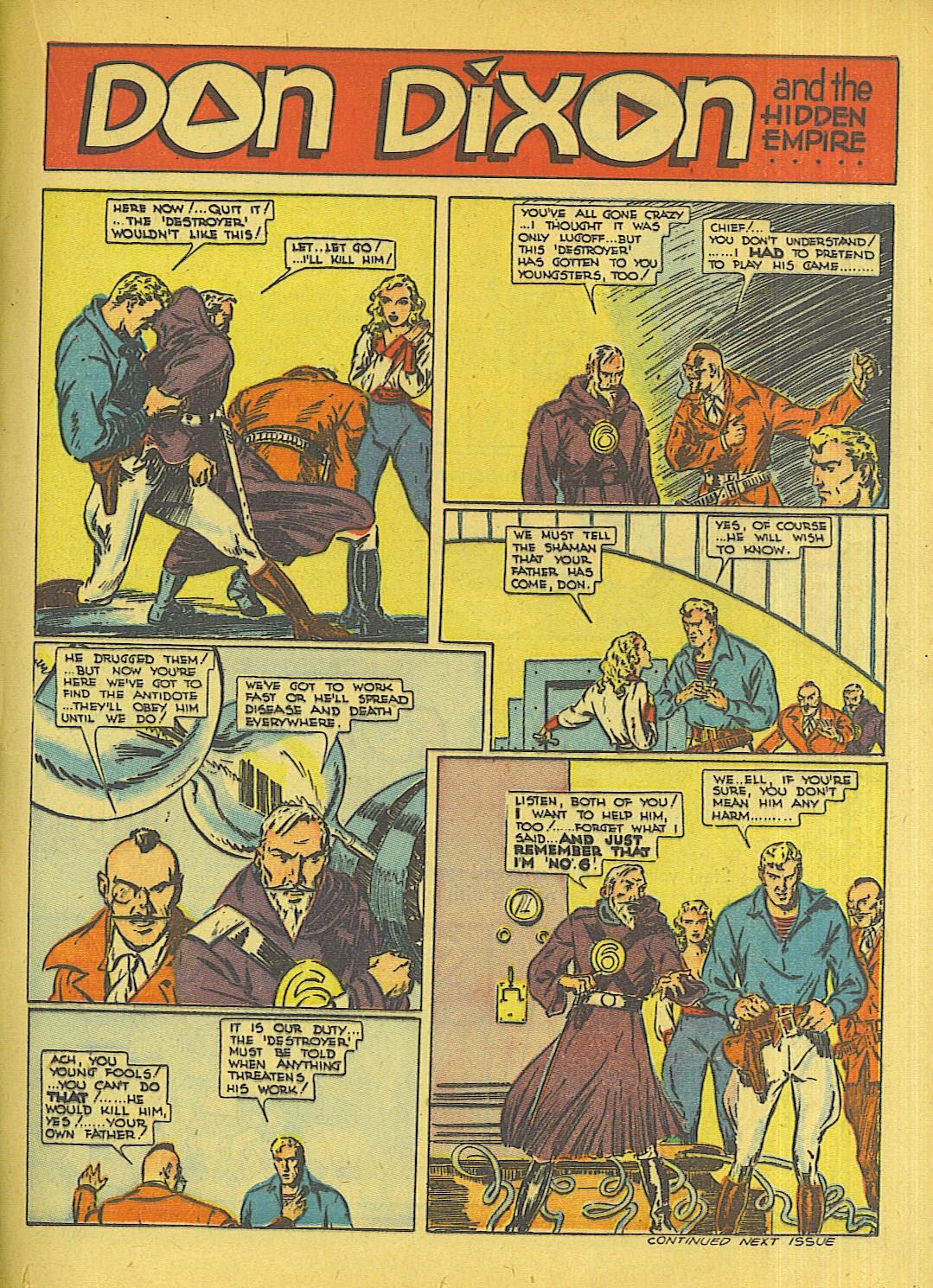 Reglar Fellers Heroic Comics issue 5 - Page 30