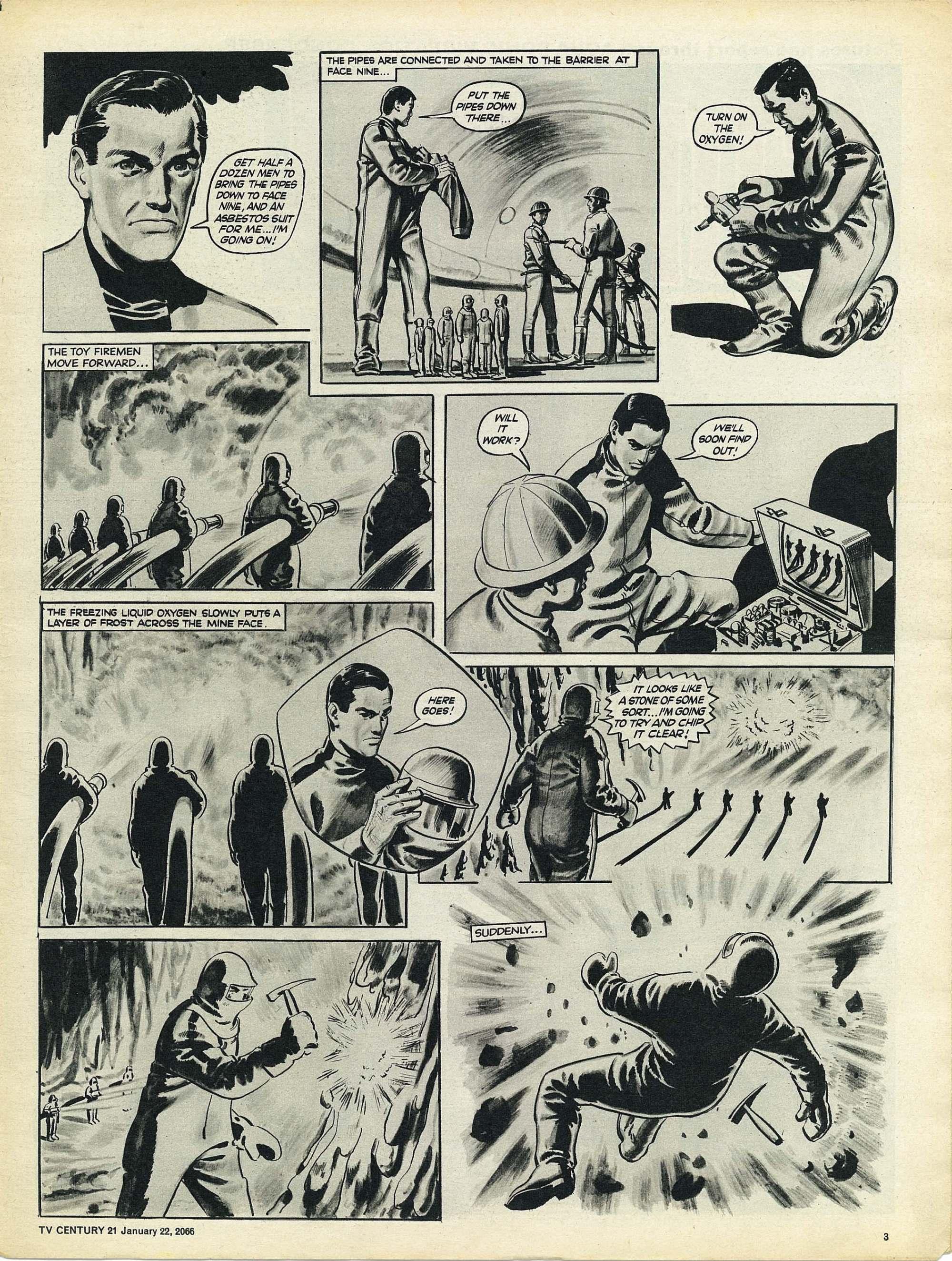 Read online TV Century 21 (TV 21) comic -  Issue #53 - 3