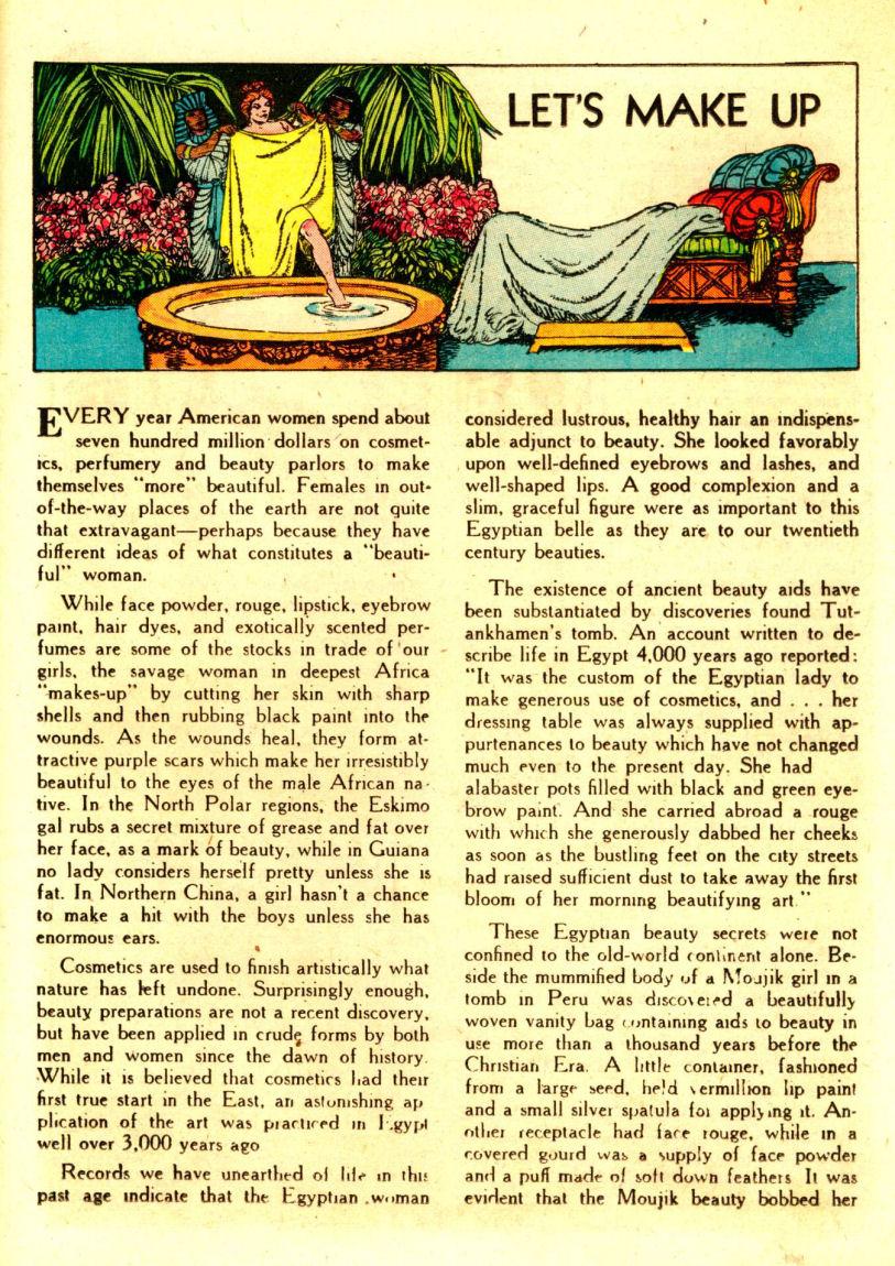 Read online Sensation (Mystery) Comics comic -  Issue #88 - 36