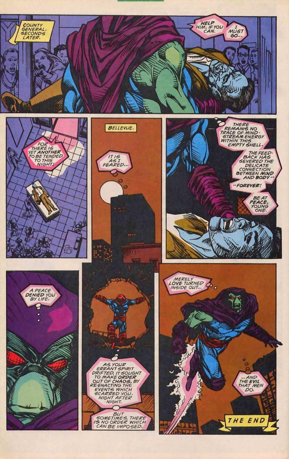 Read online Sleepwalker comic -  Issue #30 - 23