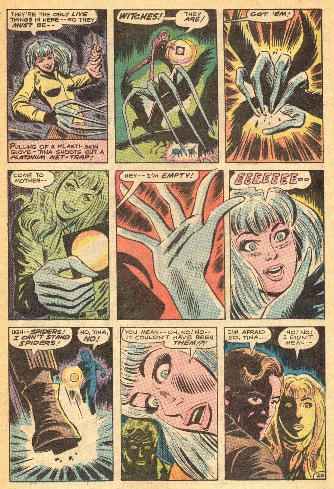 Metal Men (1963) issue 38 - Page 25