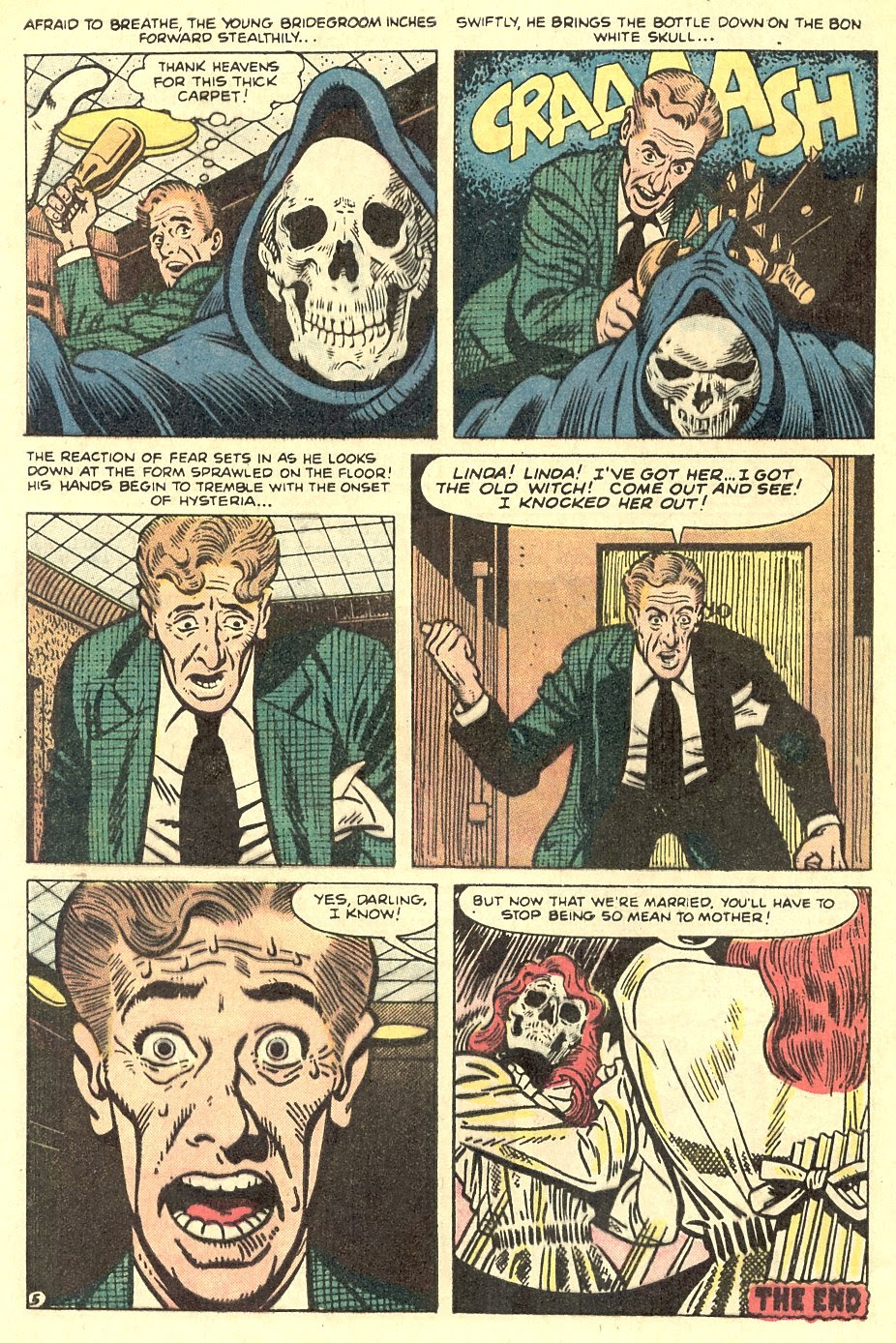 Vault of Evil issue 2 - Page 8