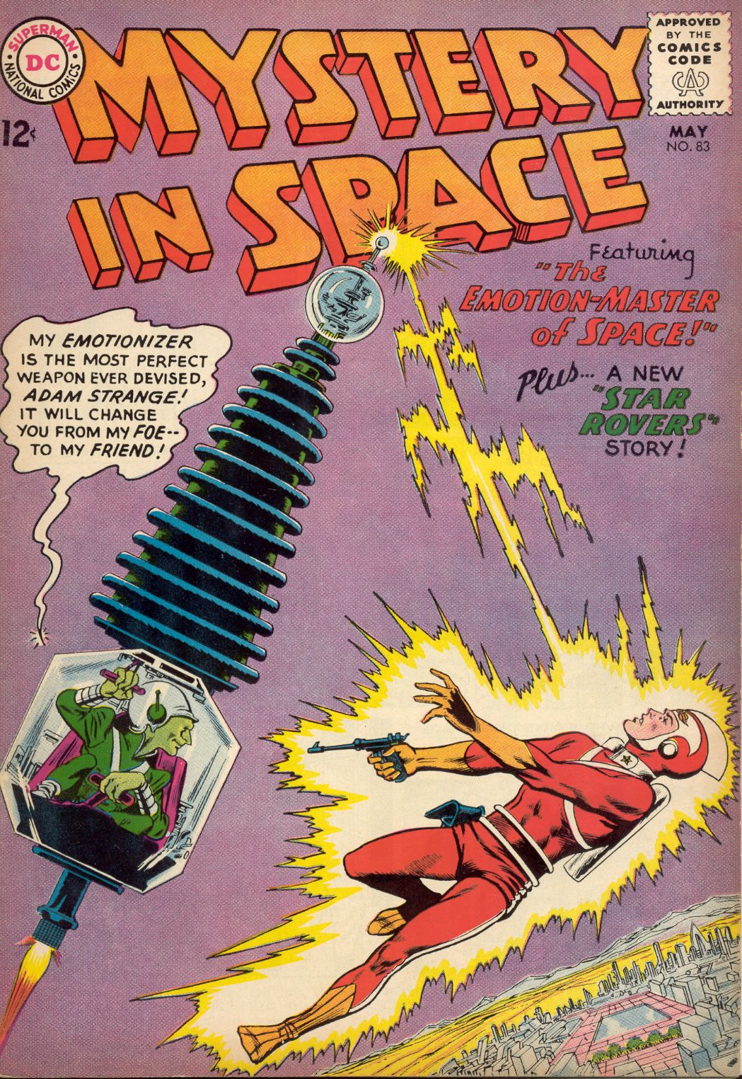 Mystery in Space (1951) issue 83 - Page 1
