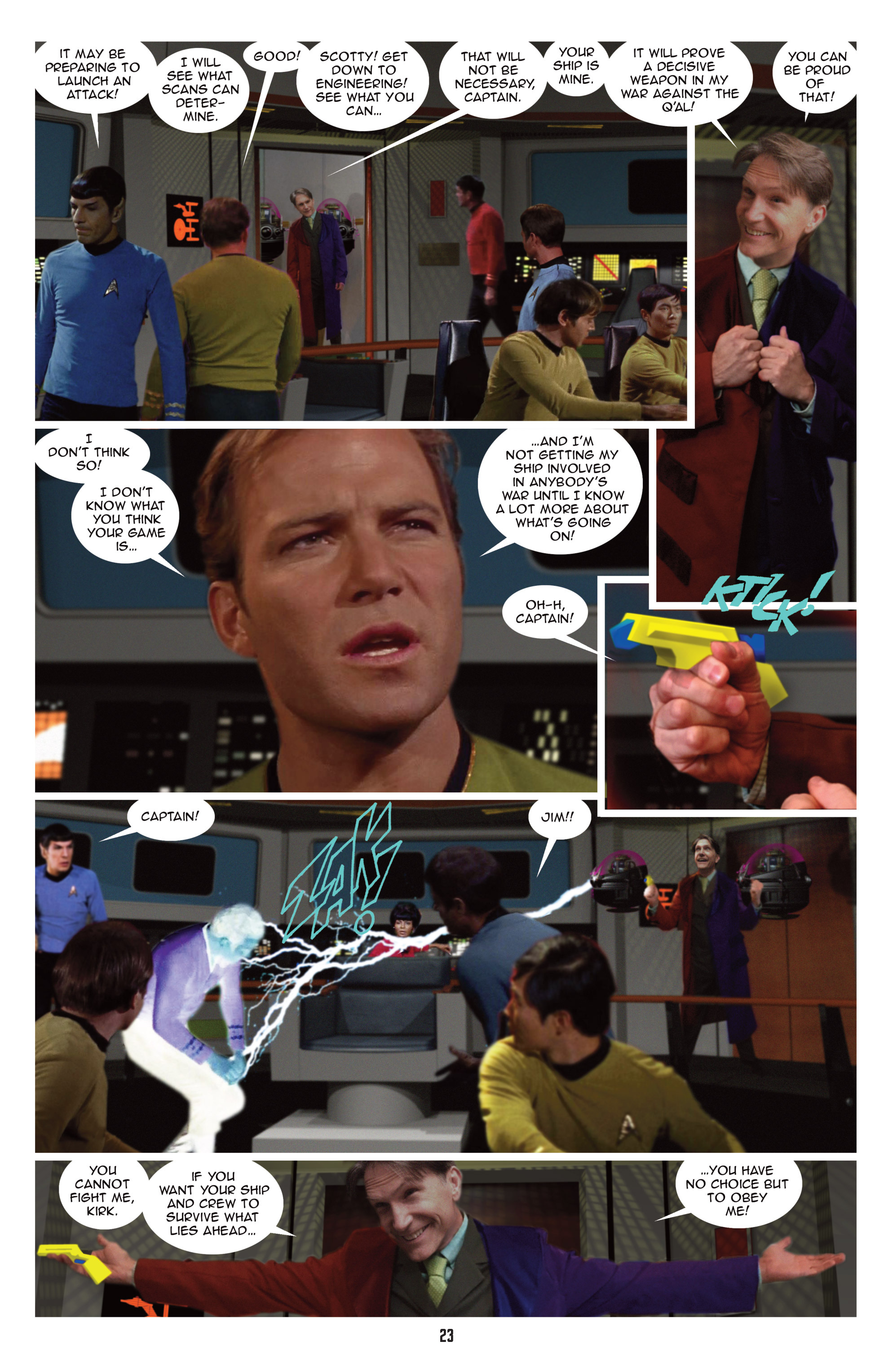 Read online Star Trek: New Visions comic -  Issue #15 - 25