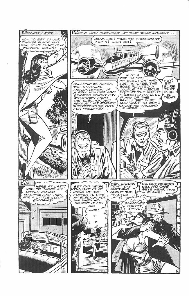 Read online Golden-Age Men of Mystery comic -  Issue #6 - 18