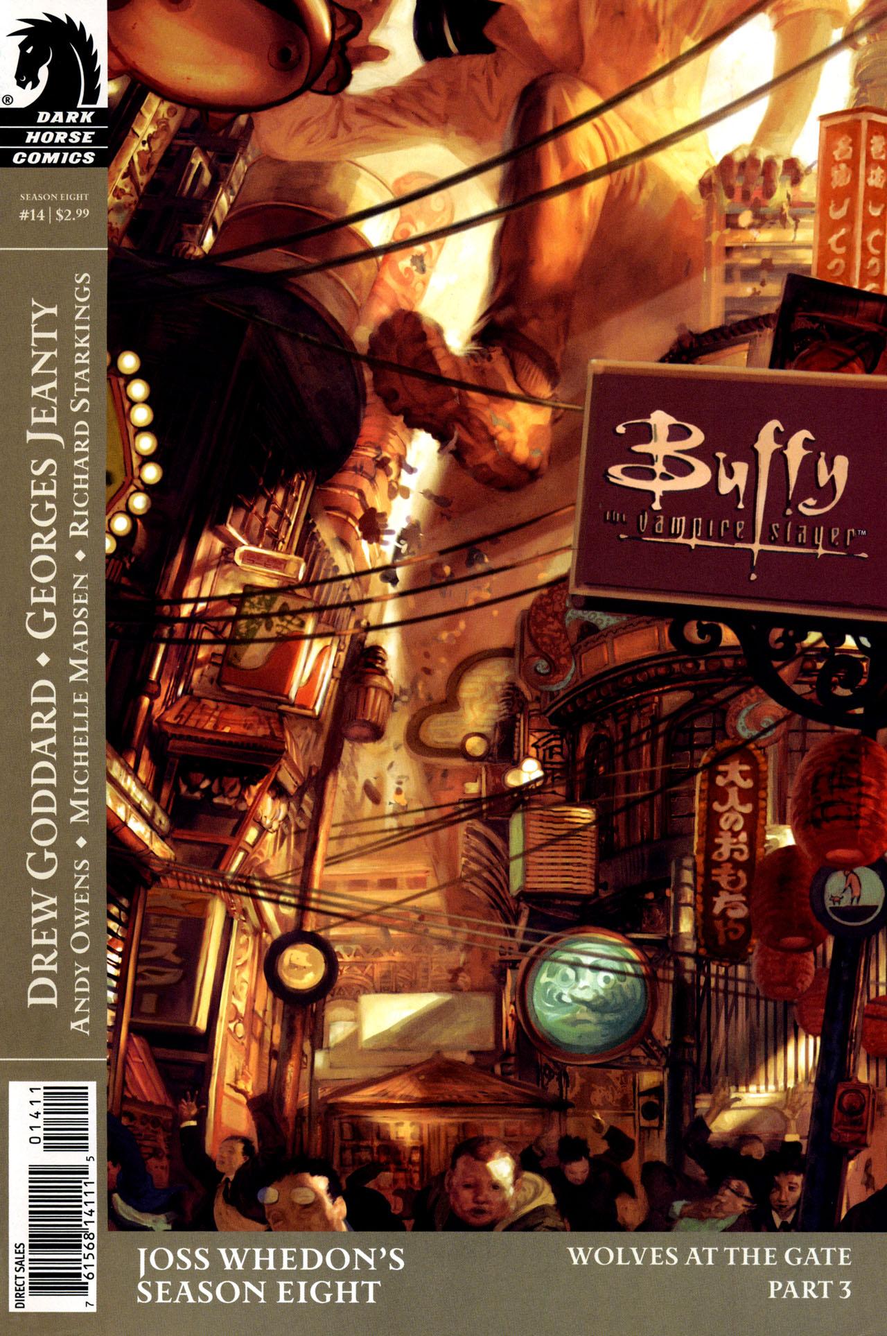 Buffy the Vampire Slayer Season Eight 14 Page 1