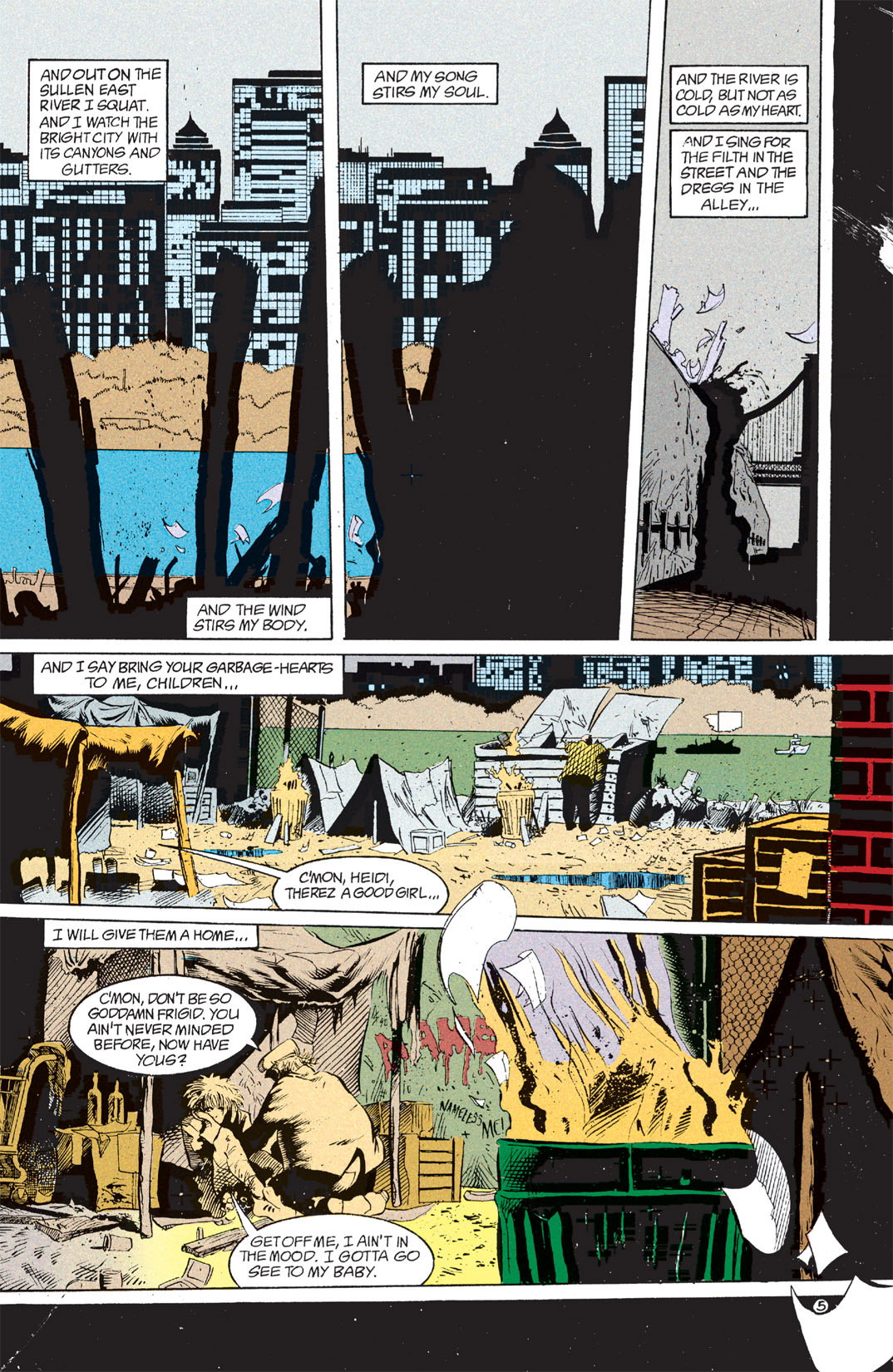 Read online Shade, the Changing Man comic -  Issue #7 - 6