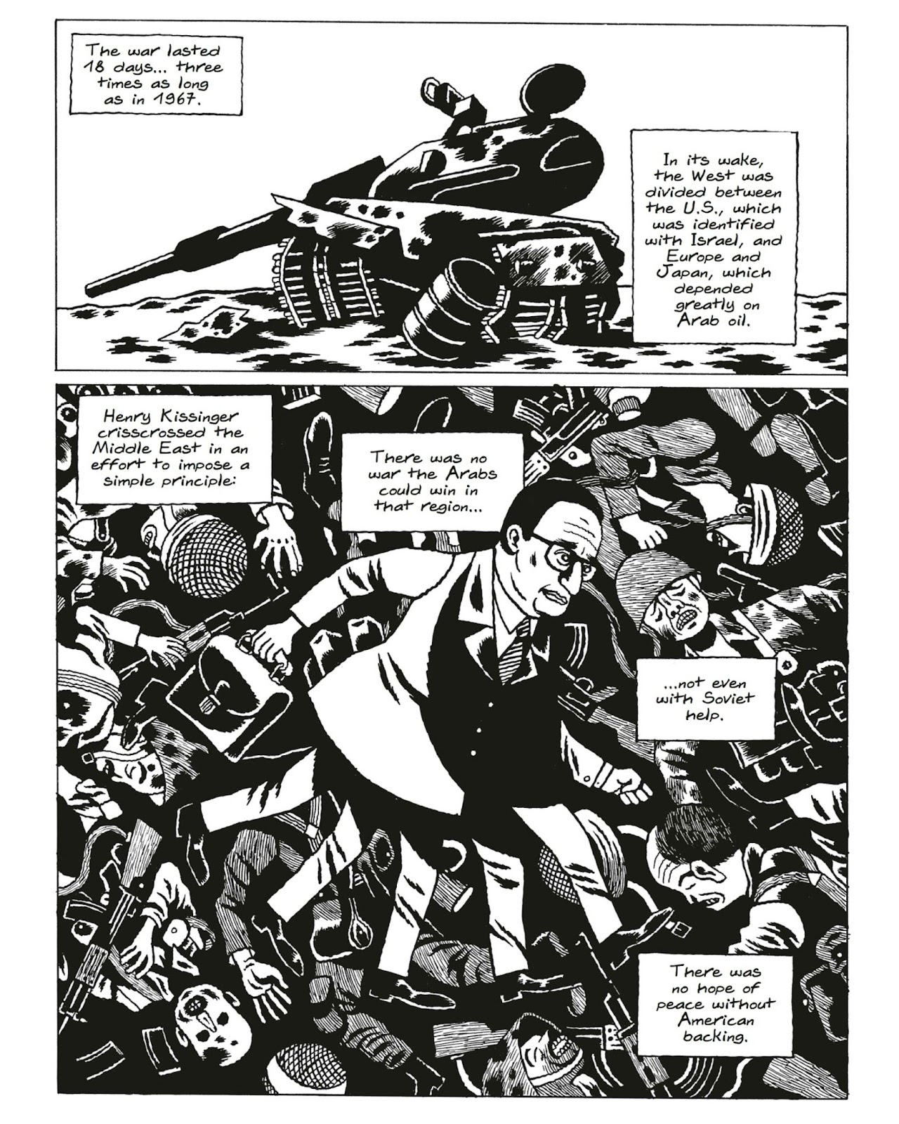 Best of Enemies: A History of US and Middle East Relations issue TPB_2 - Page 51