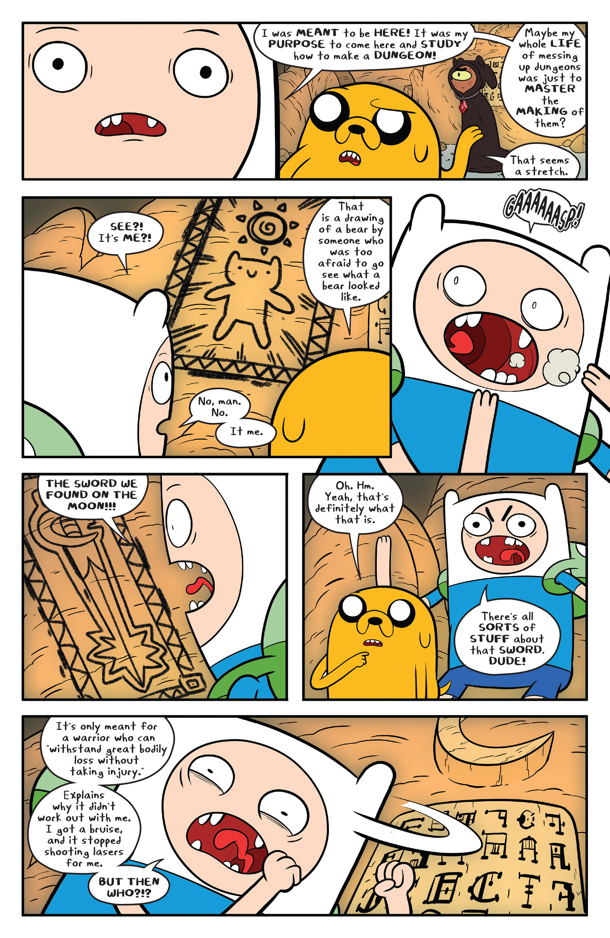 Read online Adventure Time comic -  Issue #59 - 13