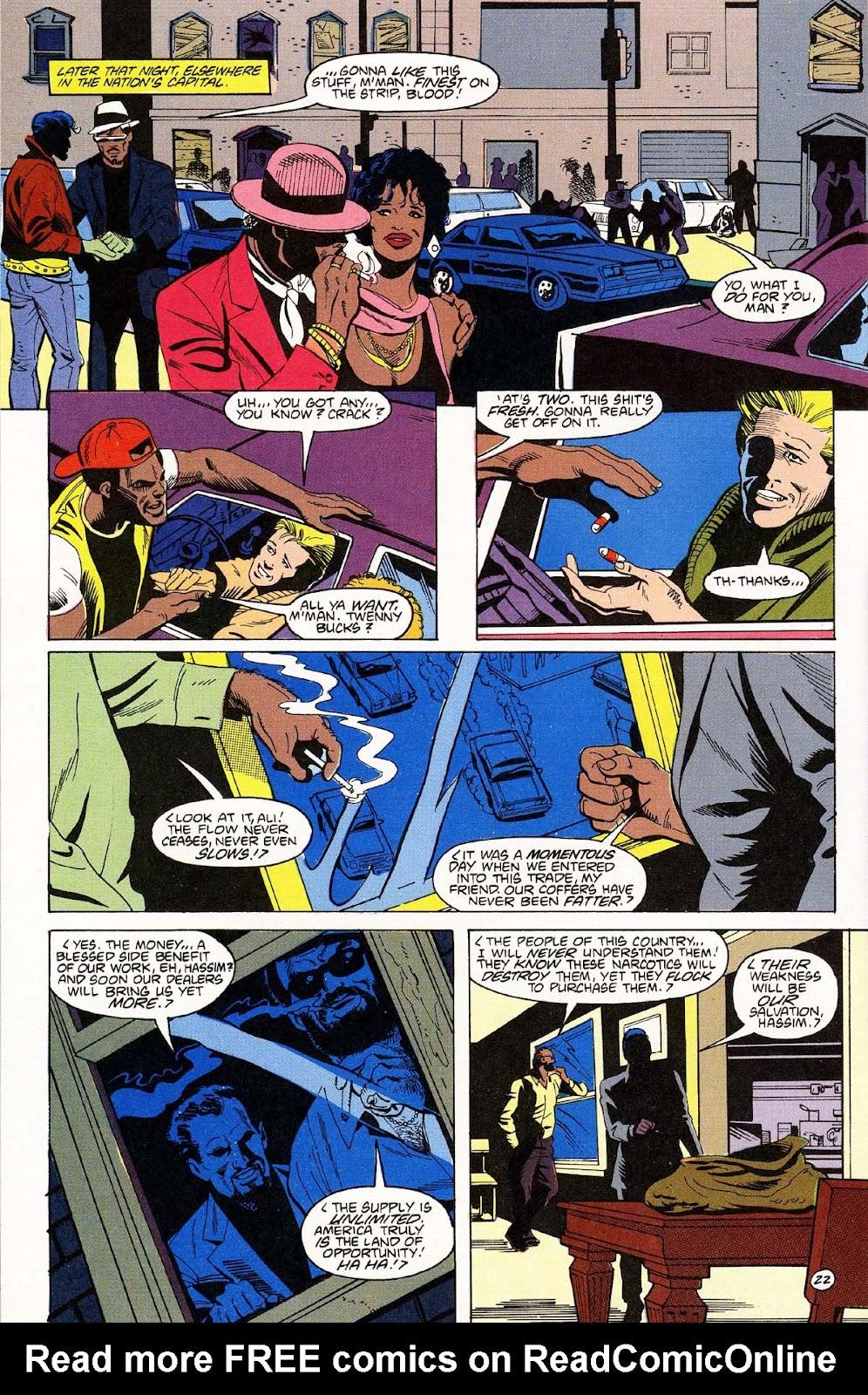 Vigilante (1983) issue 43 - Page 24