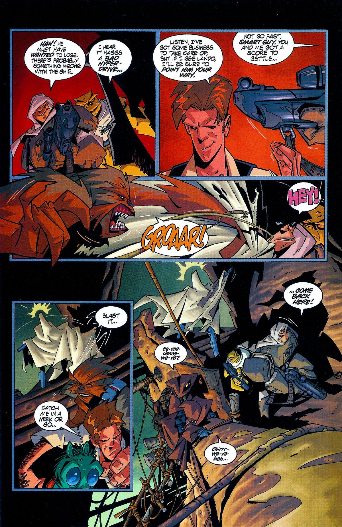 Read online Star Wars Omnibus comic -  Issue # Vol. 12 - 131