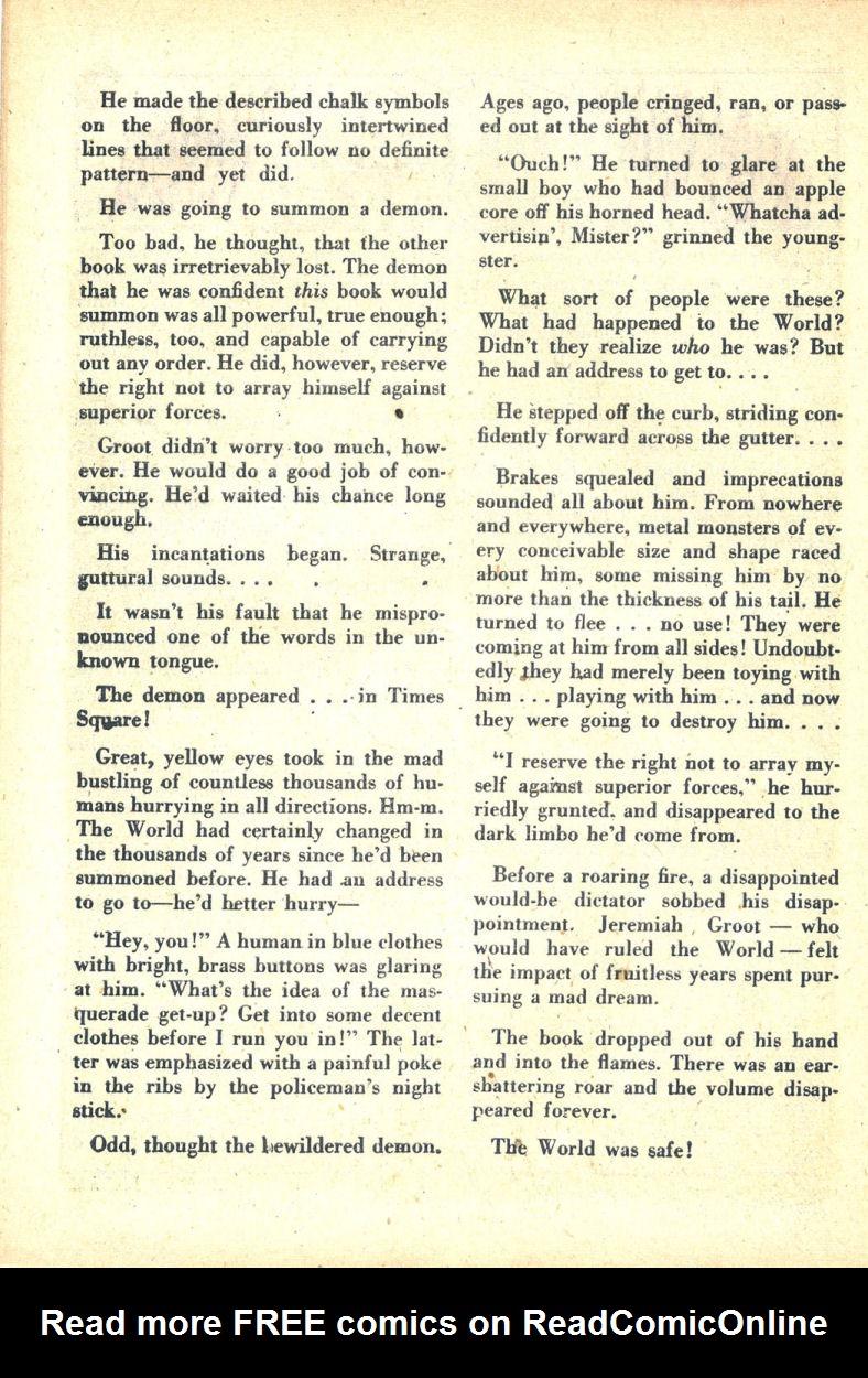 Read online Sensation (Mystery) Comics comic -  Issue #68 - 40