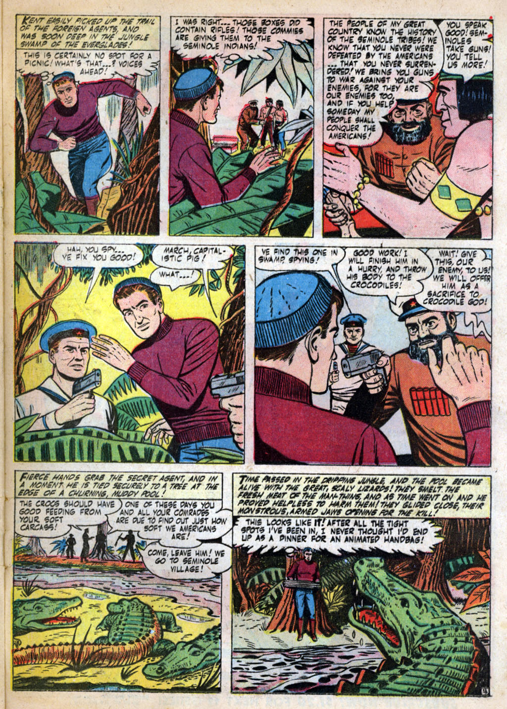 Kent Blake of the Secret Service issue 4 - Page 21