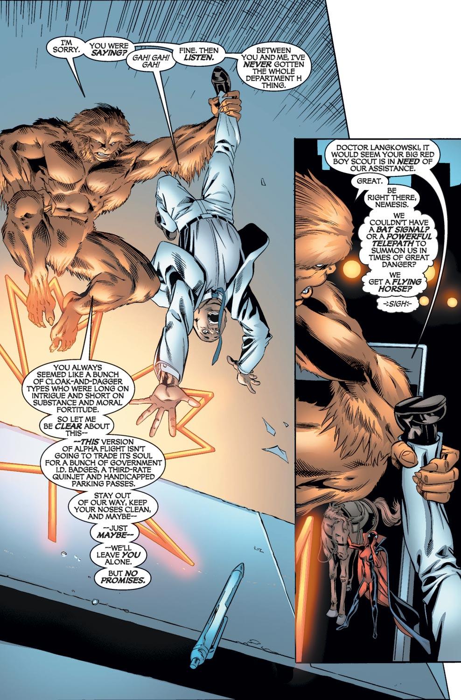 Read online Alpha Flight (2004) comic -  Issue #8 - 12