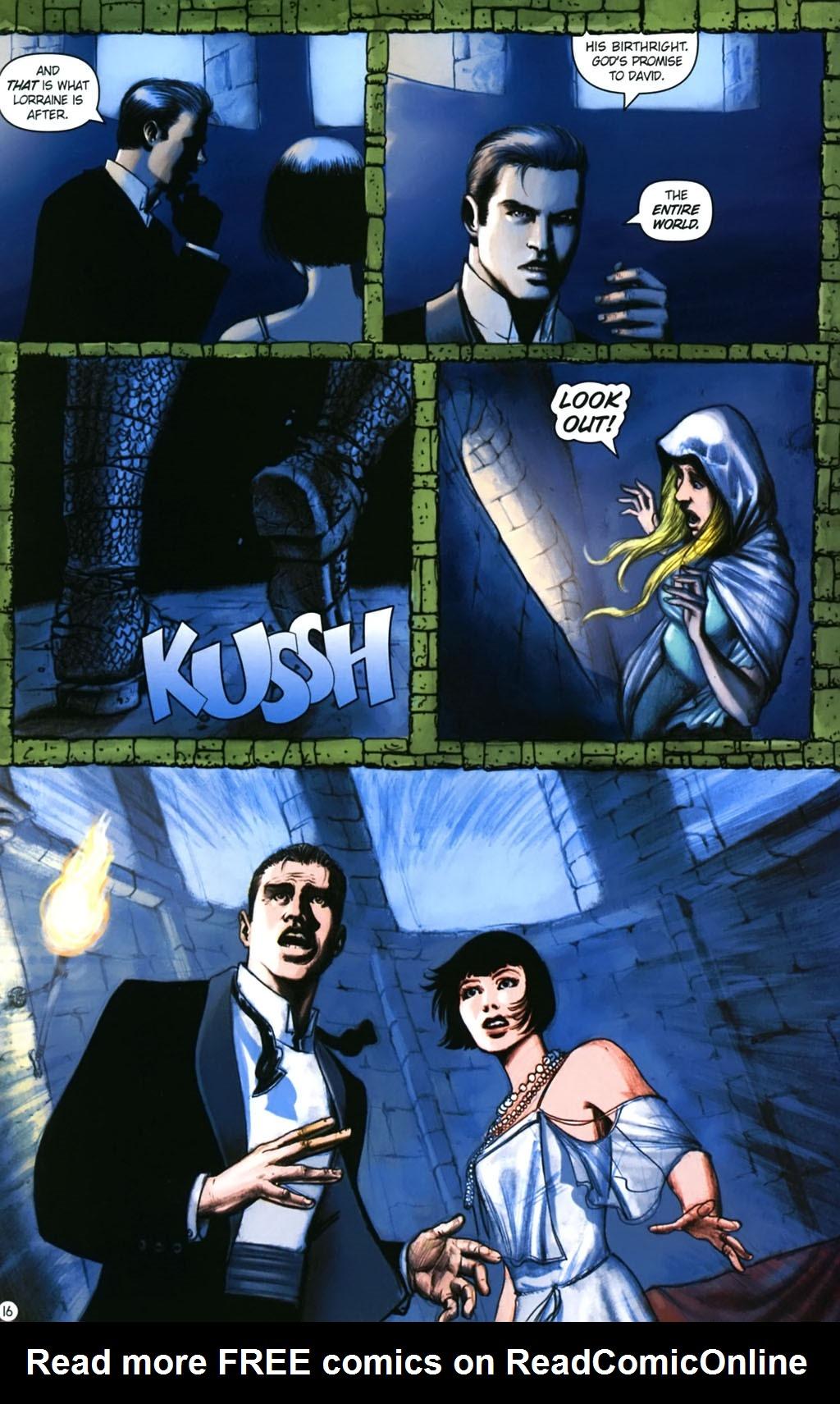 Read online Rex Mundi comic -  Issue #17 - 20